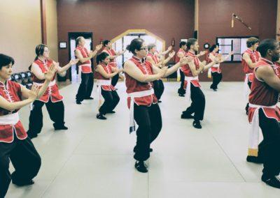 Wing Chun Class