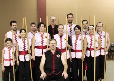 Choy Li Fut Class 1